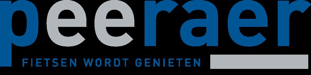 Logo Fietsen Peeraer - Fietsen wordt genieten